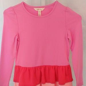 Matilda Jane Clothing Two Tone Color Shirt